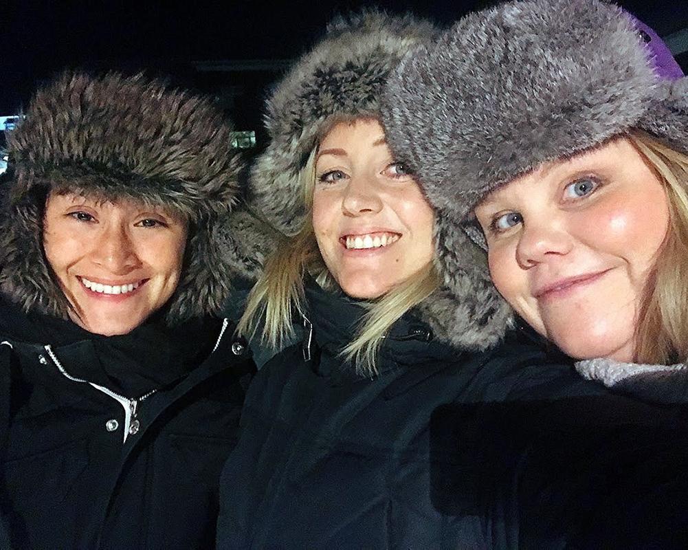 Kick-off i Kiruna
